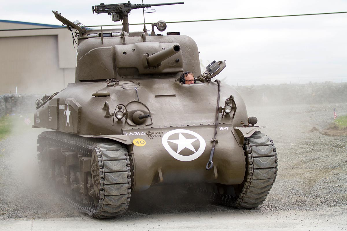 Tankfest 2020 Tent Hire from Campeazy